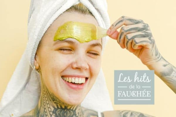 masques peel off hits fauchée madmoizelle