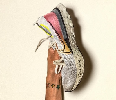 Nike React Infinity Run Test De La Chaussure De Running