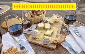Manger du fromage en société relève de l'hérésie, d'après moi-même
