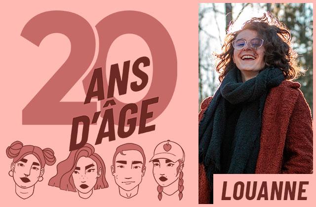 Louanne (Louannemanshow), youtubeuse, revient sur son parcours
