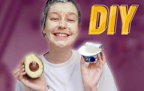 masques DIY visage cheveux