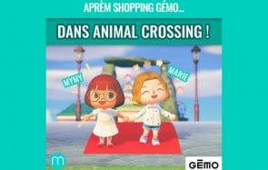 On fait un défilé de mode… dans Animal Crossing : New Horizons!