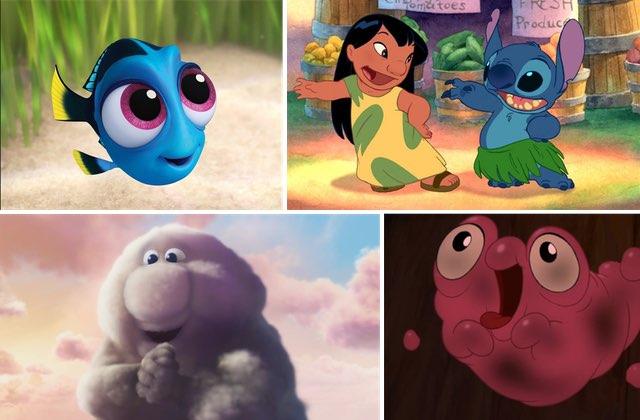 A Voir Sur Disney 5 Dessins Animes Disney Pixar Emouvants