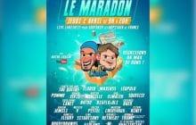 Participe au live caritatif de McFly & Carlito pour soutenir les hôpitaux de France