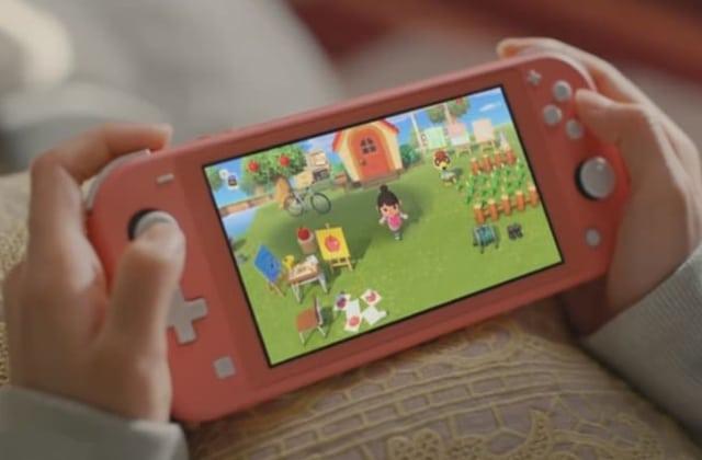 La Nintendo Switch Lite moins chère que l'originale vaut-elle le coup ?