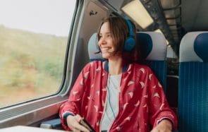 Le top des gens qui améliorent un voyage en train