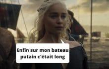 Mes théories pour Game of Thrones saison 7 (oui, je découvre)