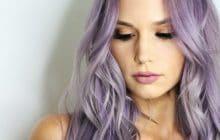 Se teindre les cheveux avec du shampoing violet, l'astuce qui envahit TikTok