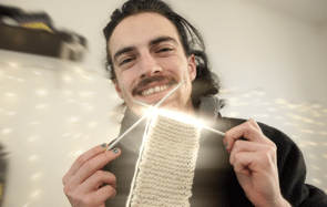 J'apprends à tricoter (c'est une galère) EN ROUE LIBRE ep.13
