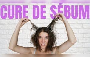 La cure de sébum et le shampoing maison testés par Queen Camille !