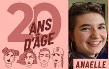 Anaelle, 20 ans, articule sa vie autour de la planète et de l'écologie