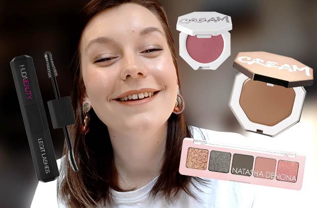 Je teste des nouveautés make up dans une vidéo Get Ready With Me !