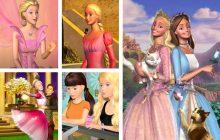 Top 5 de mes films Barbie préférés