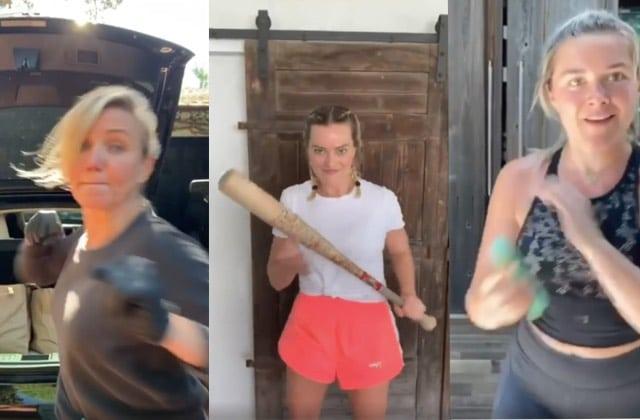 Margot Robbie et Cameron Diaz se fightent dans un challenge impressionnant