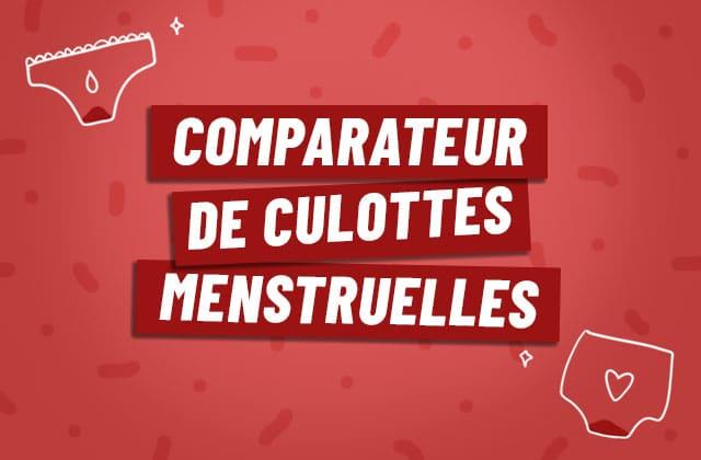 Culottes menstruelles:notre comparateur (+codes promos)!