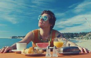 Harry Styles tourne son nouveau clip au même endroit qu'un titre culte des One Direction