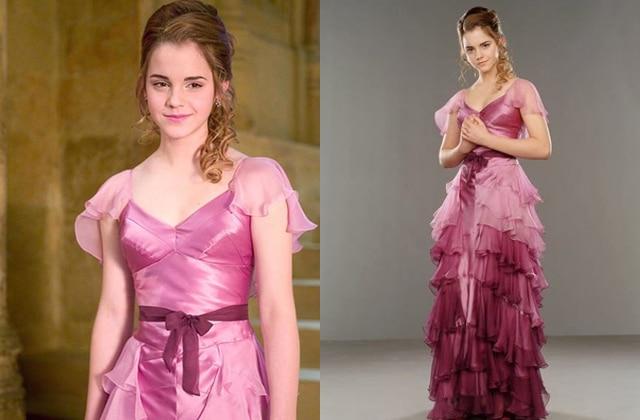 La Robe Rose D Hermione Au Bal De Noel Pourquoi Elle Ne Pouvait Pas Etre Bleue Durmstrang est un endroit fictif de la série harry potter. la robe rose d hermione au bal de noel