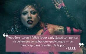 Faut-il réagir quand ELLE insulte Lady Gaga?