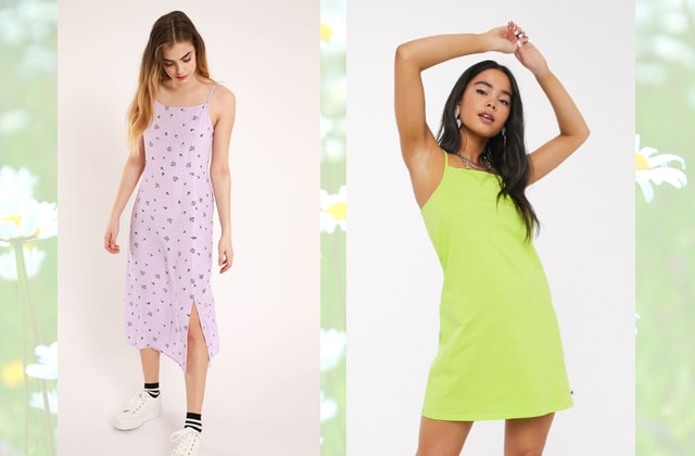 La robe nuisette est une grande tendance mode de l'été 2020
