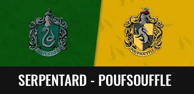 Quelle serait votre maison dans Harry Potter ? - Page 2 Serpentard-poufsouffle-profil