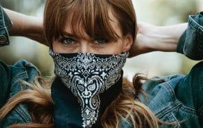 Comment prendre soin de ma peau sous mon masque