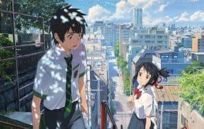 Your Name, le chef-d'œuvre de l'animation japonaise arrive sur Netflix