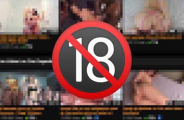 Les dangers de cette mesure «protégeant» les mineurs du porno