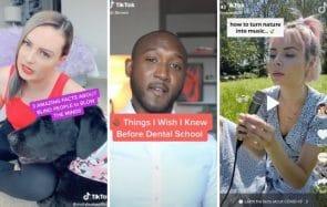 TikTok lance un programme éducatif !