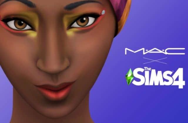 MAC Cosmetics Sims 4
