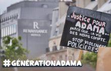 Plongée dans la manif de samedi contre le racisme et les violences policières