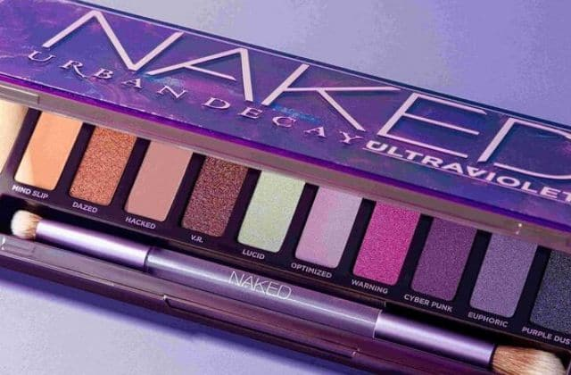 naked ultraviolet urban decay