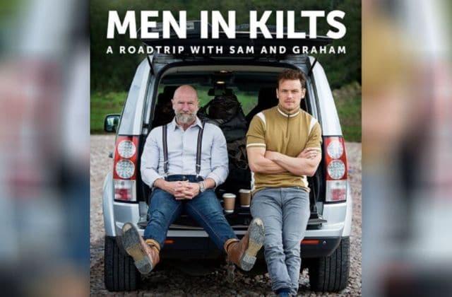 Un road trip en Écosse avec Jamie d'Outlander, ça te tente ?