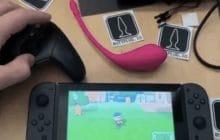 Relie Animal Crossing à ton sextoy pour jouir sur ton île