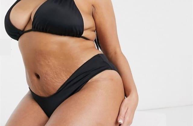 J'assume enfin mon ventre à la plage, et j'ose le bikini!