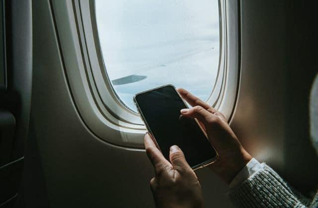 Qu'est ce qui se passe si tu n'actives pas le mode avion pendant un vol ?
