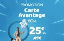 Bon plan : la carte jeune SNCF à 25€ au lieu de 49€