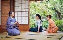 Ce film poétique met à l'honneur la cérémonie du thé japonaise