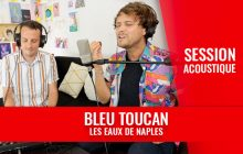 Gush joue « Siblings » en acoustique au Trianon
