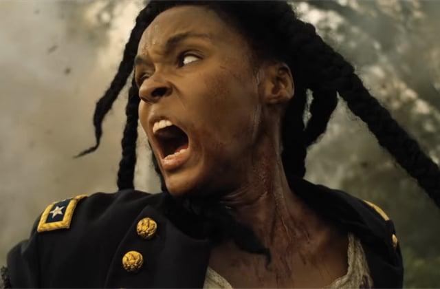 Antebellum, l'esclavage avec une femme en tête d'affiche