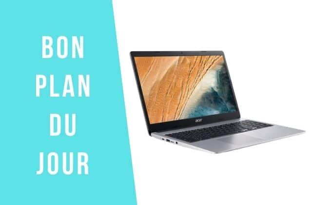 L'ordinateur Acer Chromebook à moins de 230€ vaut-il le coup ?