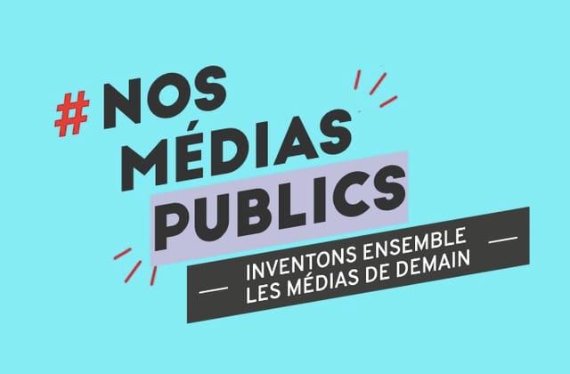Les grands médias publics français veulent votre avis !