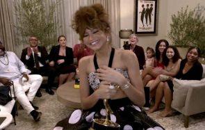 Zendaya a gagné un Emmy Award pour « Euphoria », et c'est historique