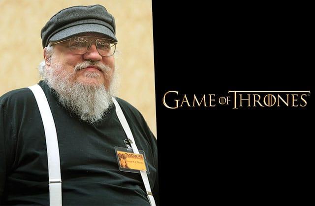 George R.R. Martin révèle plein de secrets sur Game of Thrones
