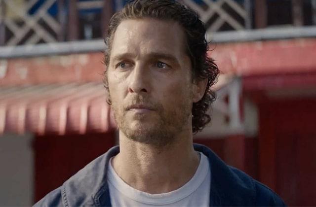 En révélant qu'il a été violé, Matthew McConaughey envoie un signal fort