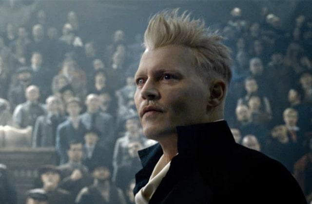 Johnny Depp est viré par la Warner — Les Animaux Fantastiques