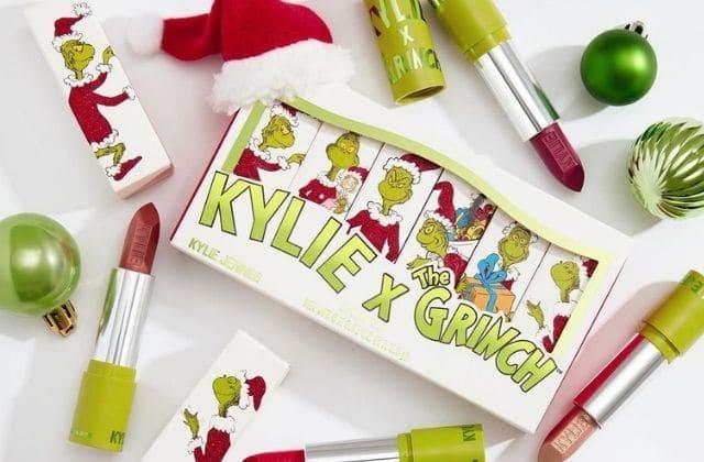 Kylie Cosmetics sort des sentiers battus de Noël avec une collaborationinattendue