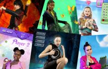 madmoiZelle créé ses propres personnages féminins à l'occasion des journées du jeu vidéo