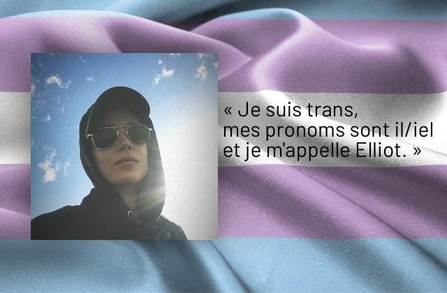 Ellen Page devient Elliot Page et annonce être aujourd'hui transgenre