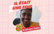 Rokhaya Diallo en interview vidéo dans « Il était une fois »